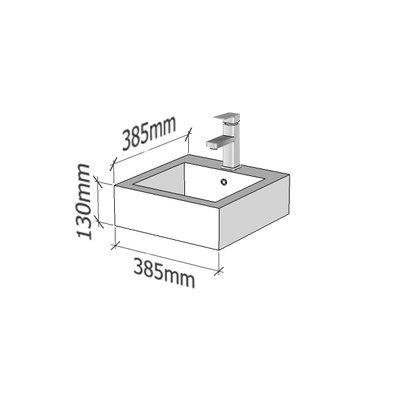 Sink, white